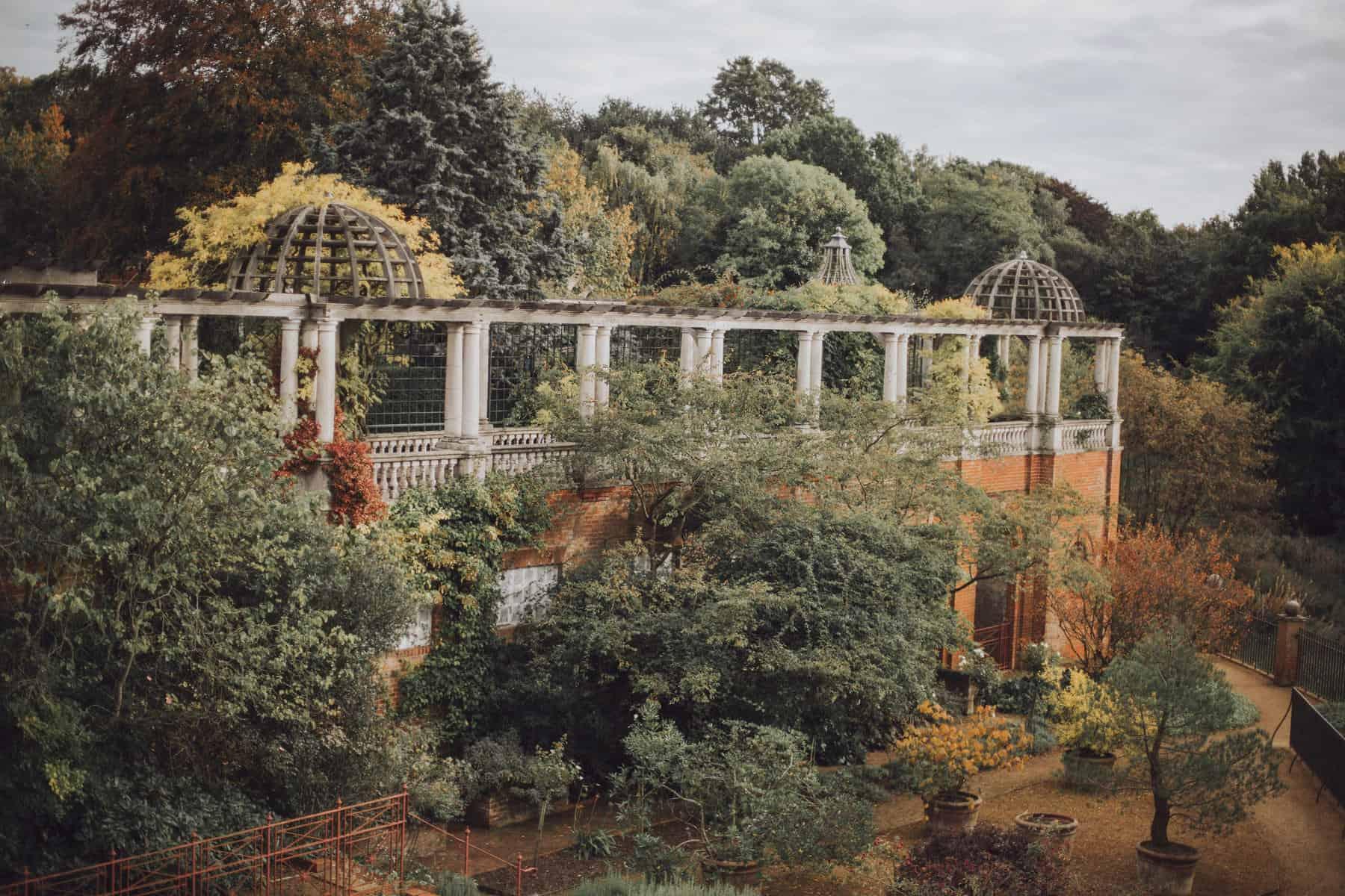 Pergola Hill Garden