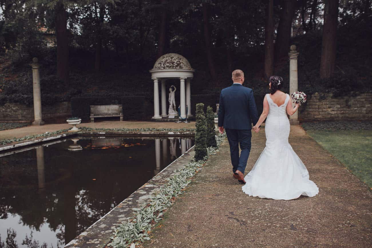 Italian Villa Dorset Wedding Photographer