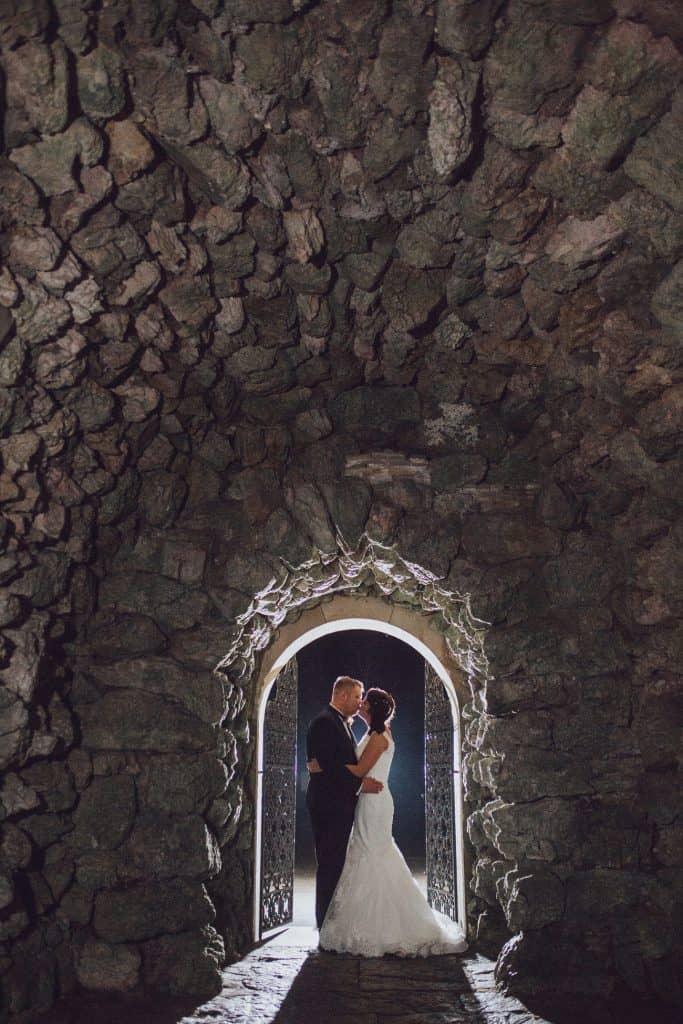 Italian Villa Dorset Wedding Photographer