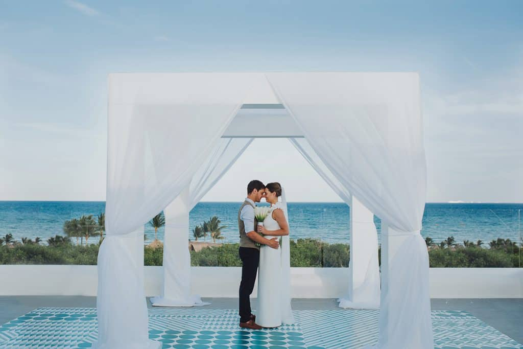 Ocean Riviera Paradise wedding