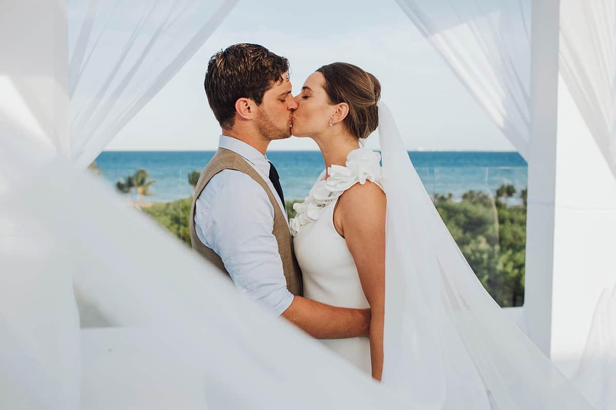Ocean Riviera Paradise wedding
