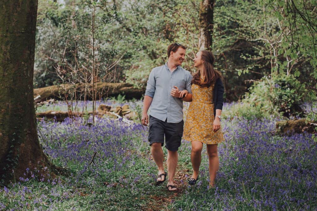 South Wales engagement session locations