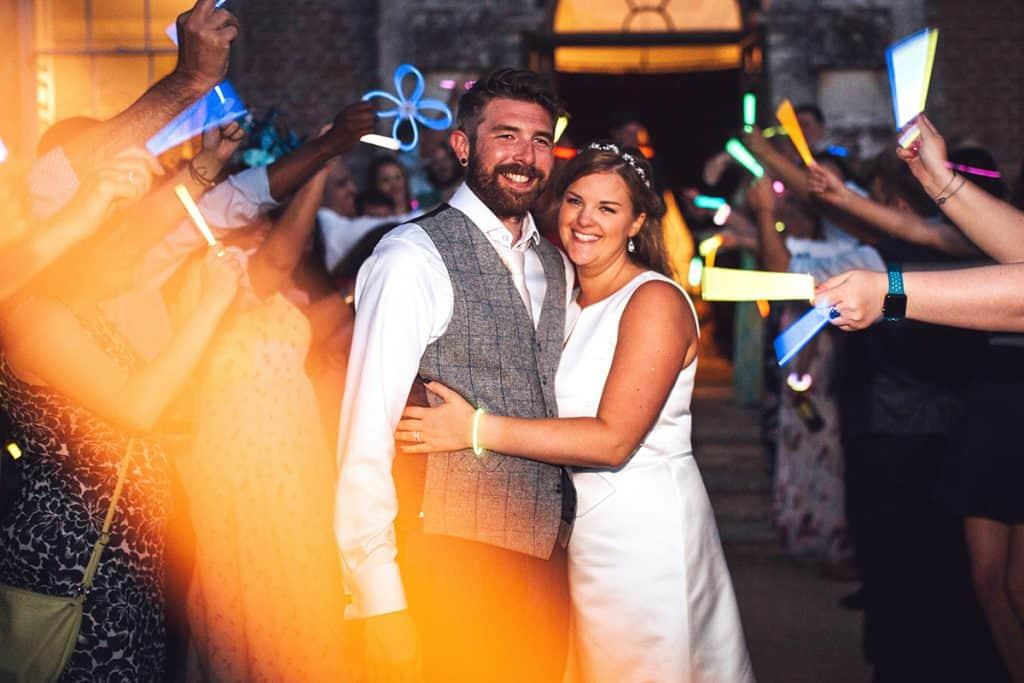 evening wedding reception dance floor photos