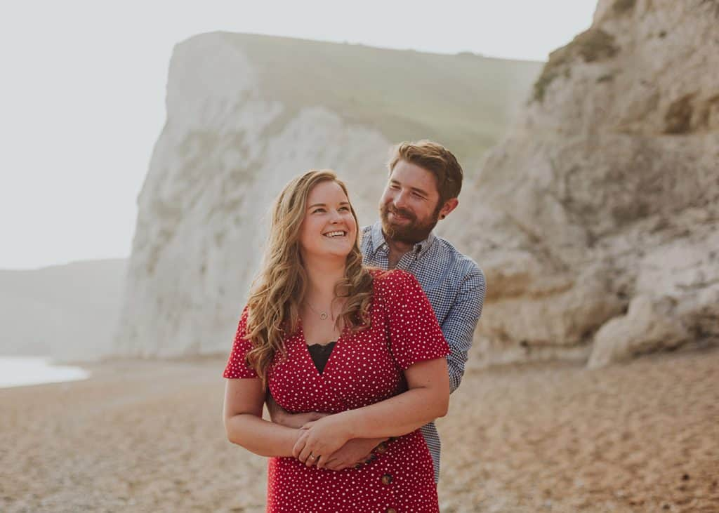 Kate-Mike-Durdle-Door-15