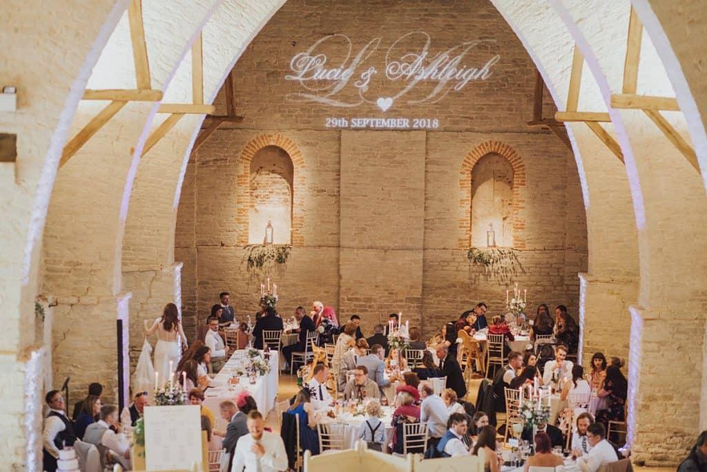 Tithe Barn Petersfield wedding