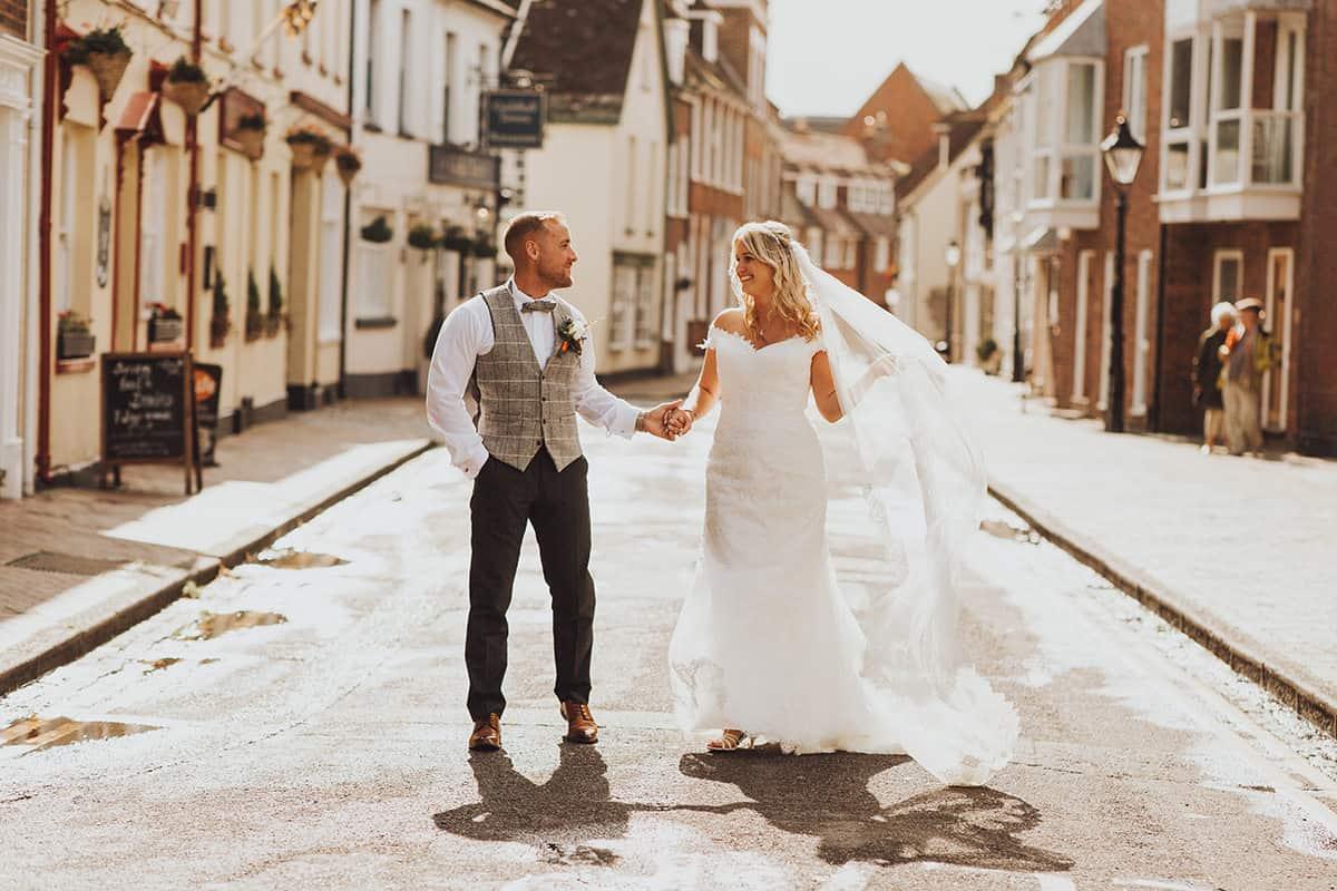 Poole Guildhall wedding