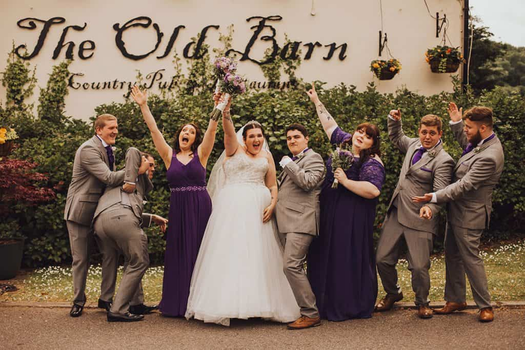 Old Barn Inn Wedding