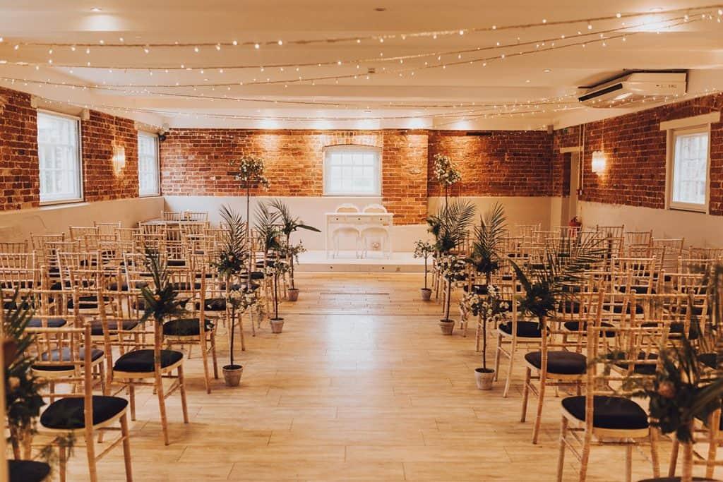 sopley mill ceremony room