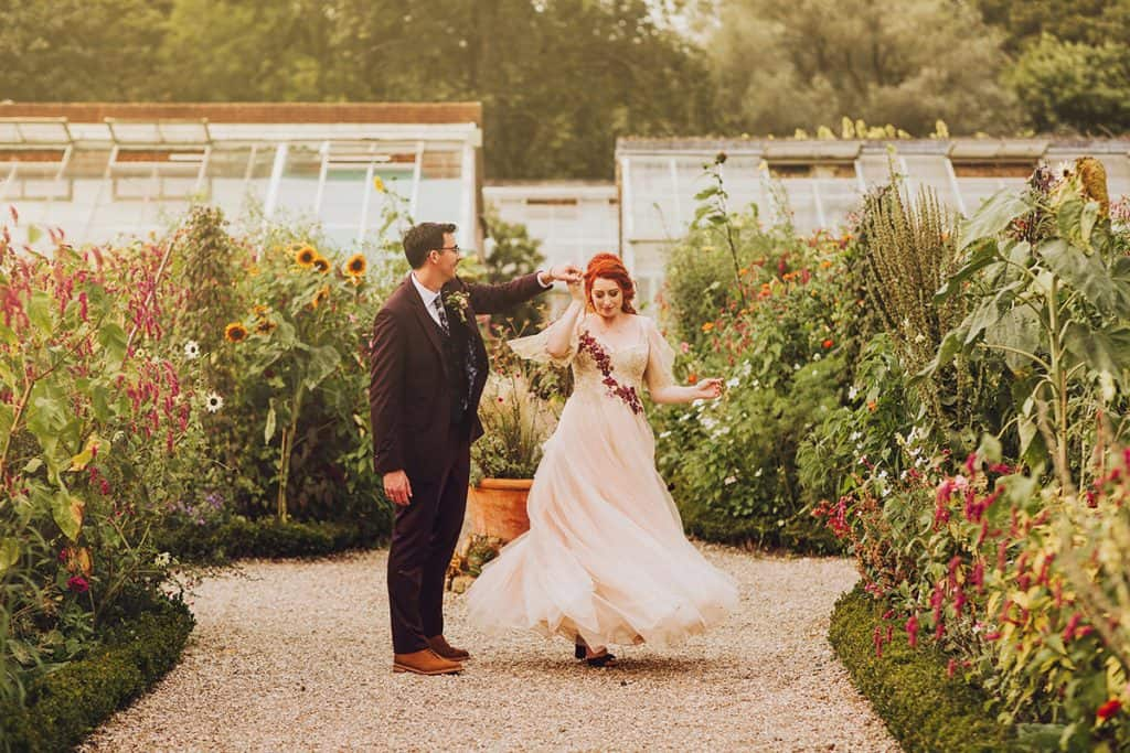 Forde Abbey wedding photographer