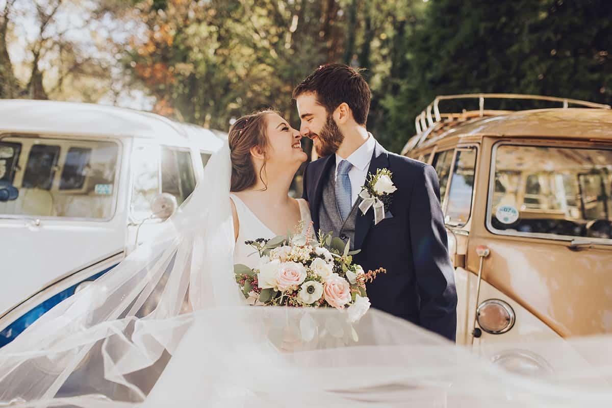 autumn Pencoed House wedding