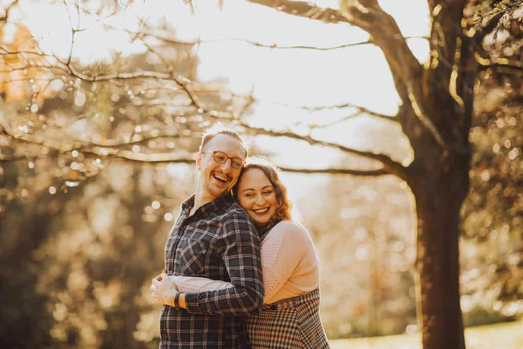 Belle Vue Park Engagement Session