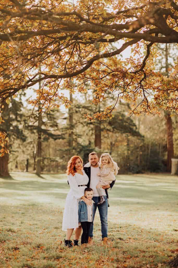 Tredegar House family shoot
