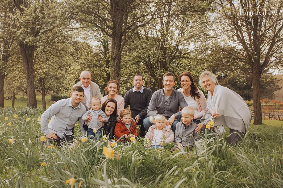 ashton court family photoshoot