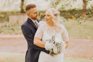 glen yr afon micro wedding