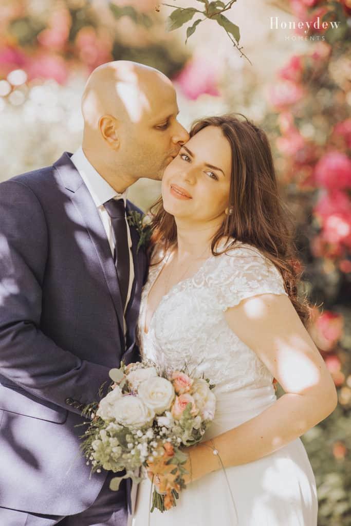 micro wedding at the manor crickhowell